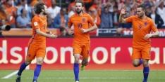 Oranje vloert Bulgarije maar wacht lastige opdracht