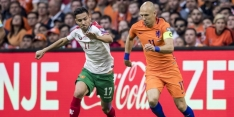 """Robben kritisch op Oranje: """"Ik miste toch de beleving"""""""