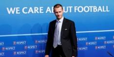UEFA wil vasthouden aan EK in verschillende landen