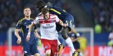 Leipzig maakt einde aan sterke start Hamburger SV
