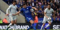 Chelsea te sterk voor Leicester, simpele zege Arsenal