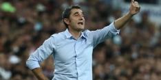 """Valverde tevreden: """"We hebben een show weggeven"""""""
