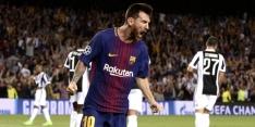 Messi kraakt eindelijk Buffon bij ruime zege Barcelona