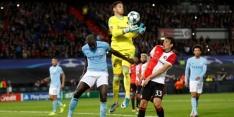 Schutterende Jones blijft de eerste keeper van Feyenoord