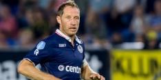 Breuer stopt na dit seizoen, optie van Fischer wel gelicht