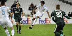 Groep I: Marseille wint van Konyaspor, Salzburg gelijk