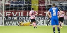 Overzicht: de 5 gemiste penalty's in Eredivisie en Jupiler League
