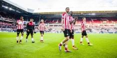 PSV hofleverancier in elftal van de maand oktober
