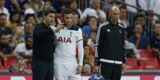 Janssen kan ondanks afwezigen niet rekenen op kans bij Spurs