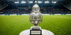 Bekerloting kwartfinales levert kraker tussen Ajax en PSV op