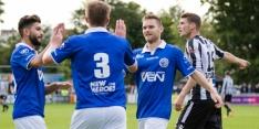 FC Den Bosch pas na rust langs veerkrachtig Zwaluwen
