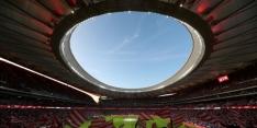Wanda Metropolitano decor voor Spaanse bekerfinale