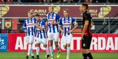 Heerenveen bekert door dankzij goals van Zeneli