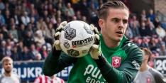 FC Twente begint jacht op promotie zonder doelman Brondeel