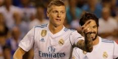 Kroos inzetbaar tegen Dortmund in Champions League
