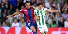 Guardado met Betis in Spaanse top vijf na klinkende zege