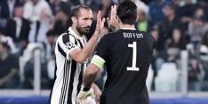 Juventus gaat langer door met routiniers Chiellini en Barzagli