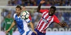 Atlético heeft geen antwoord tegen defensief Leganes