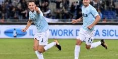 Gisteren gemist: De Vrij vertrekt bij Lazio, megastunt Wigan