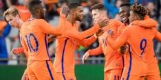 Jong Oranje boekt eerste kwalificatiezege tegen Letland