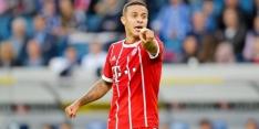 Bayern heeft meer problemen met blessure van Thiago