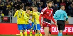 """Monsterzege Zweden doet Rodrigues pijn: """"Ik voel me slecht"""""""
