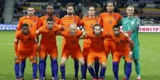 De rapportcijfers van Nederland tegen Wit-Rusland