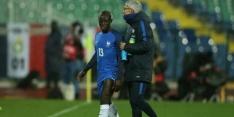 Frankrijk moet WK-klus klaren zonder gekwetste Kanté