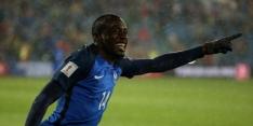 Matuidi brengt Frankrijk op rand van WK