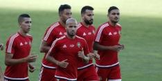 Marokko houdt WK-droom springlevend na zege op Gabon