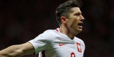 Polen speelt gelijk in wedstrijd met twee wereldgoals