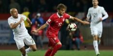 Groep D:  Servië bereikt WK, Ierland geeft Wales enorme dreun