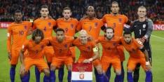 De rapportcijfers van Nederland tegen Zweden