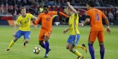 Nederland wil jaar afsluiten met wedstrijd tegen Roemenië