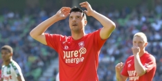 Twente krijgt nieuwe domper: Vuckic minimaal half jaar absent