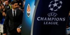 """Shakhtar-coach tevreden: """"Waren veel sterker dan Feyenoord"""""""