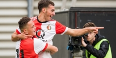Feyenoord wint dik van Shaktar in UEFA Youth League