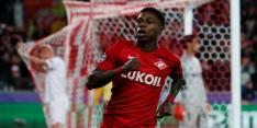 Buitenland: Promes schenkt Spartak de zege met heerlijke goal