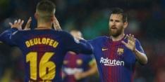 Groep D: eenvoudige avond Barça-tiental, Juve wint nipt