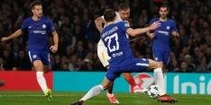 Groep C: Chelsea en Roma delen punten in spektakelstuk