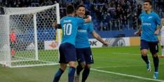 Groep L: Zenit wint ruim van Rosenborg, Sociedad haalt uit