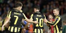 Vitesse pakt eerste Europa League-punt tegen Zulte Waregem