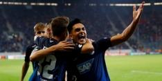 Groep C: ruime zege Hoffenheim, Ludogorets koploper