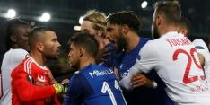 Everton-Lyon krijgt staartje, oerwoudgeluiden bij Roma ook
