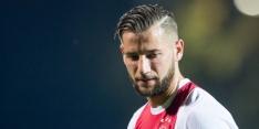 """Dijks: """"Bij Ajax fluiten ze als je een verkeerde pass geeft"""""""