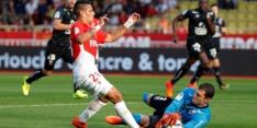 AS Monaco boekt kleine overwinning tegen SM Caen
