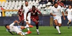 Roma boekt nipte zege, Milan wint voor de vierde keer niet