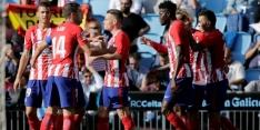 Gemakkelijke avond voor Atlético in Copa del Rey