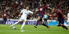 Real Madrid kent tegen Eibar een avond zonder problemen