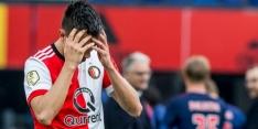 Opstootje Van Beek en Berghuis op training Feyenoord